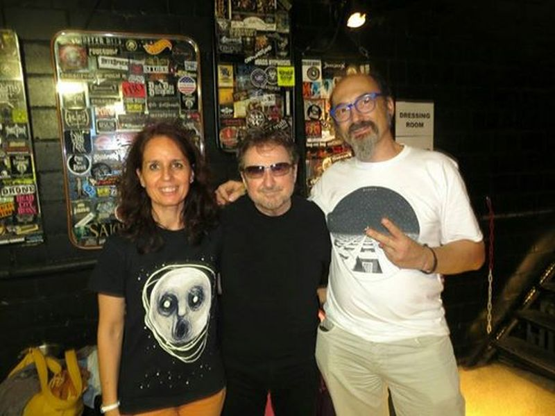 Blue Oyster Cult live at Z7