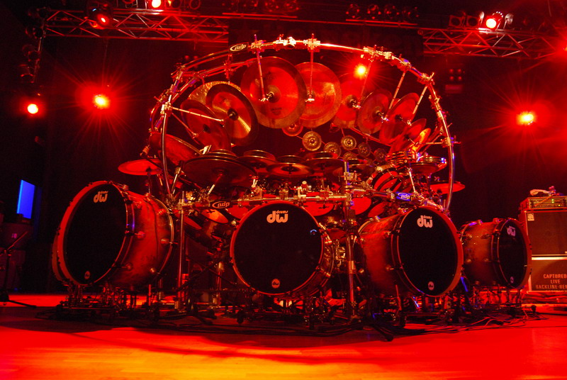 Terry Bozzio's Drum