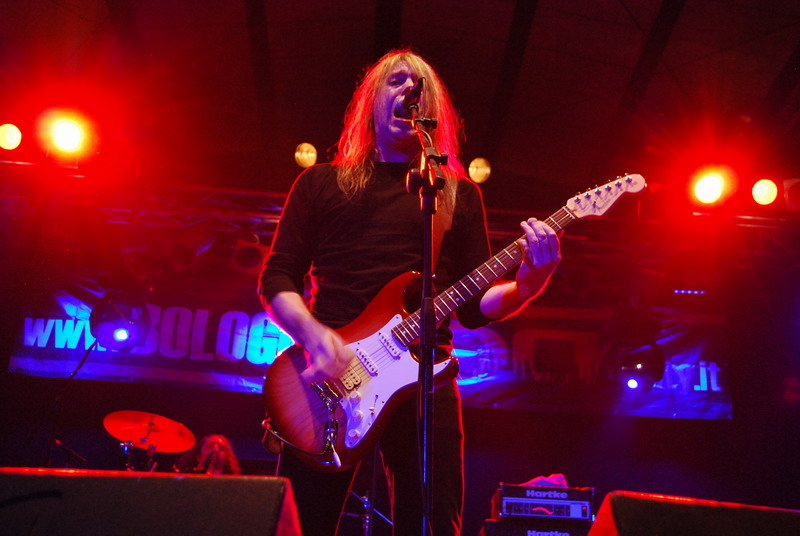 Angelwitch at British Steel Fest Bologna 2010
