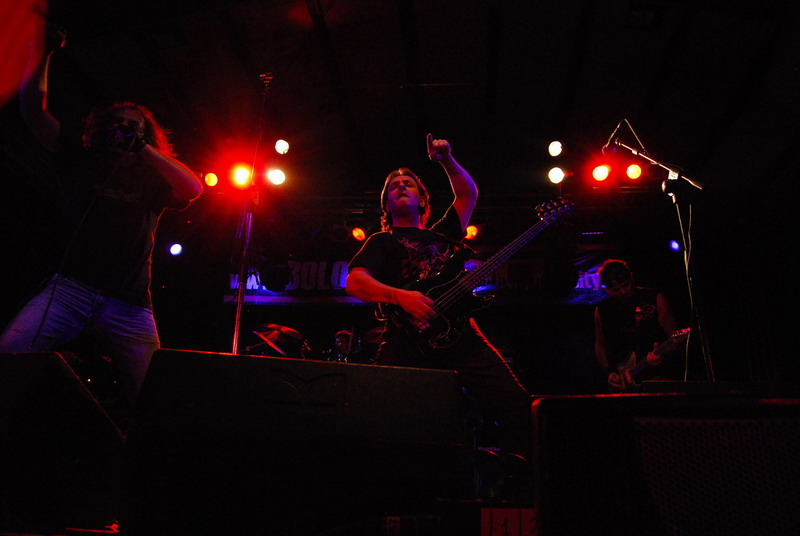 Crying Steel at British Steel Fest Bologna 2010